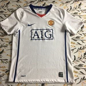 ⚽️ 3/$10 Youth Nike MUFC Soccer Jersey